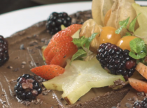 #FaçaemCasa: mousse vegano de chocolate